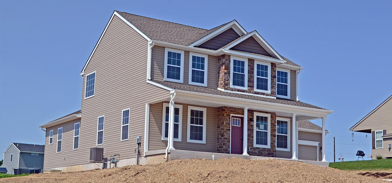 Exterior featured in the Mason By Forino Homes in Reading, PA