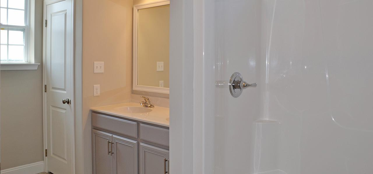 Bathroom featured in the Mason By Forino Homes in Reading, PA