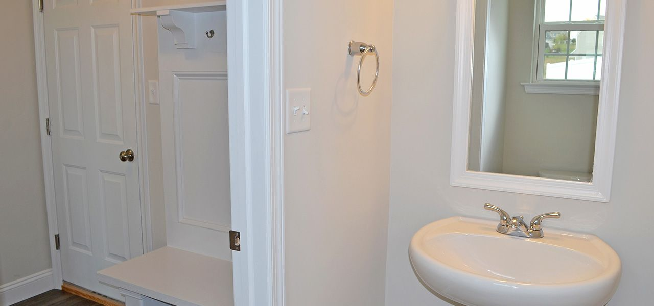 Bathroom featured in the Sutton By Forino Homes in Reading, PA