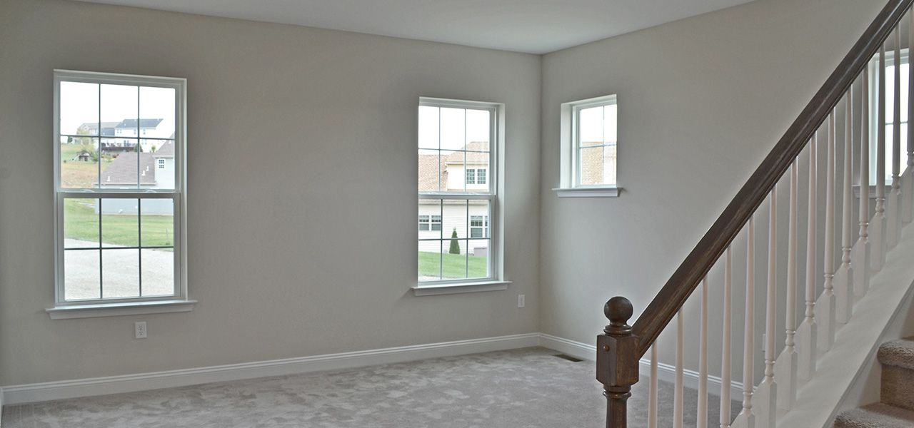 Living Area featured in the Sutton By Forino Homes in Reading, PA