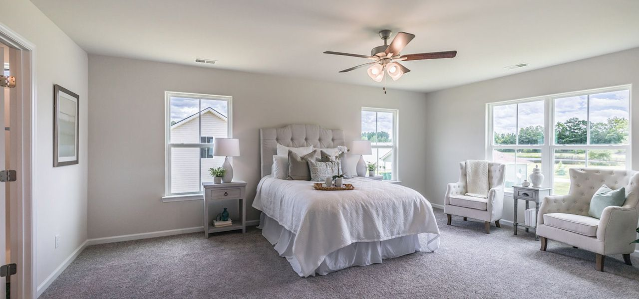 Bedroom featured in the Lowcountry Blue Bird By Forino Homes in Savannah, SC