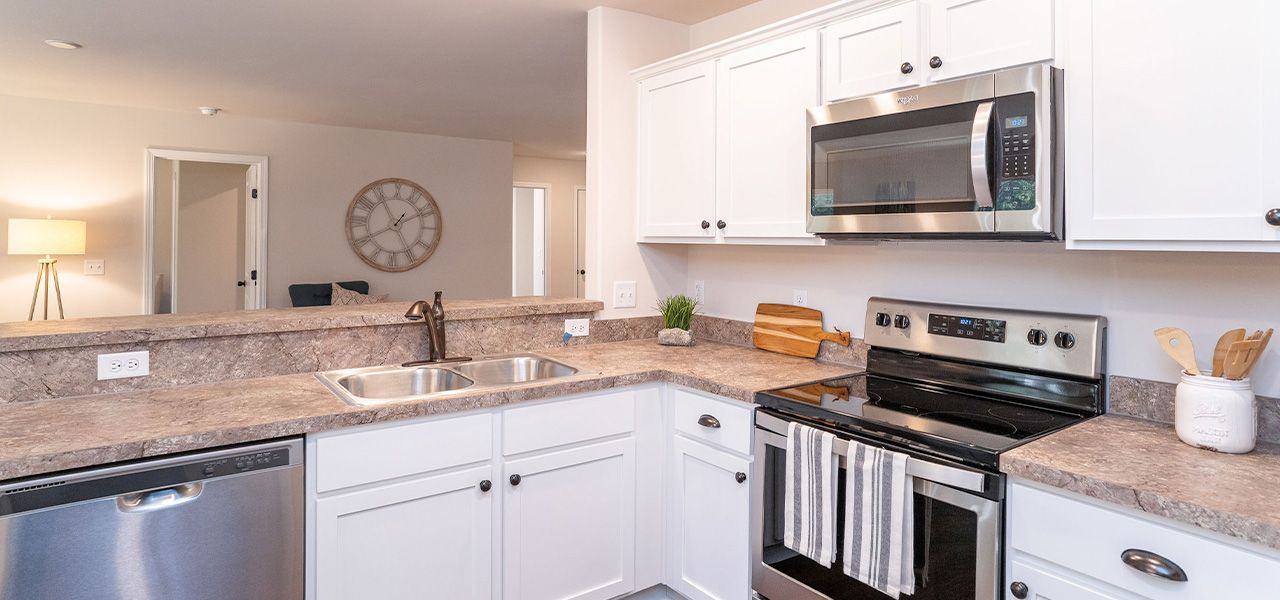 Kitchen featured in the Lowcountry Song Sparrow By Forino Homes in Savannah, SC