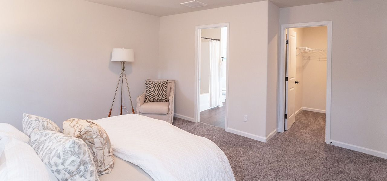 Bedroom featured in the Lowcountry Song Sparrow By Forino Homes in Savannah, SC