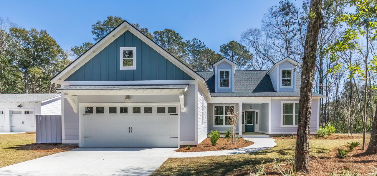 Exterior featured in the Duke By Forino Homes in Hilton Head, SC