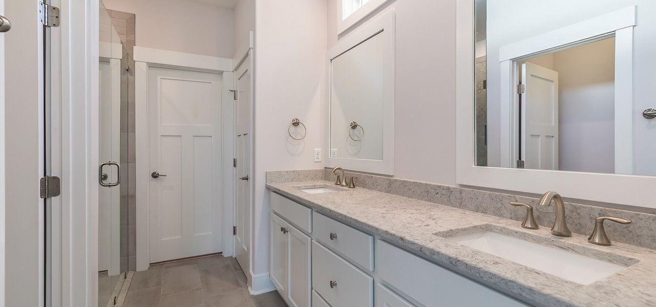 Bathroom featured in the Duke By Forino Homes in Hilton Head, SC