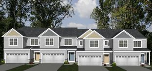 Magnolia A - Towns at South Mountain: Emmaus, Pennsylvania - Forino Homes