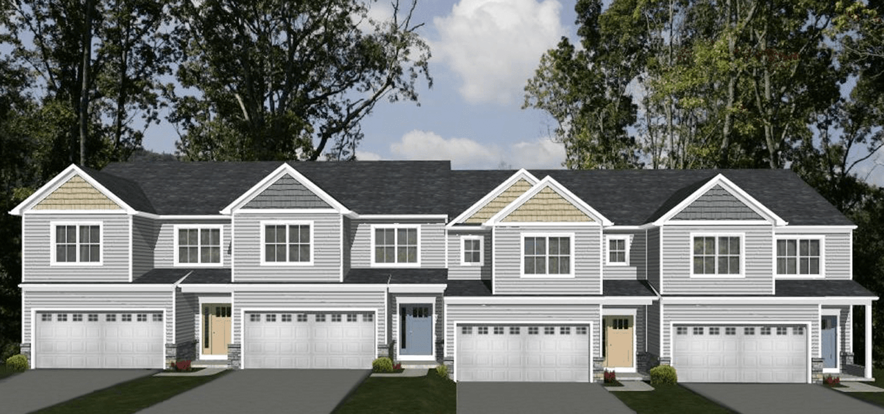 Exterior featured in the Magnolia B By Forino Homes in Reading, PA