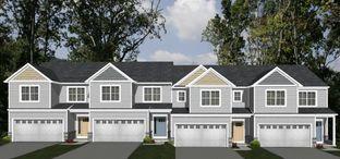 Magnolia B - Towns at South Mountain: Emmaus, Pennsylvania - Forino Homes