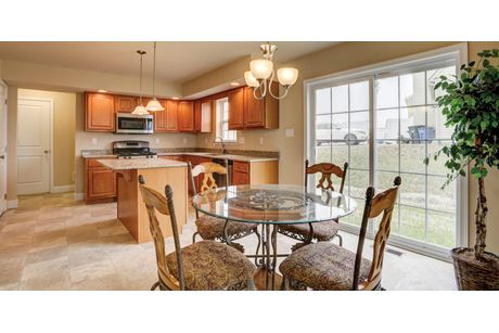 Kitchen-in-Andrew-at-WILLOW GLEN-in-Reading