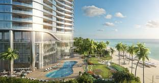 Ritz Carlton Residences Sunny Isles Beach by Fortune International in Miami-Dade County Florida