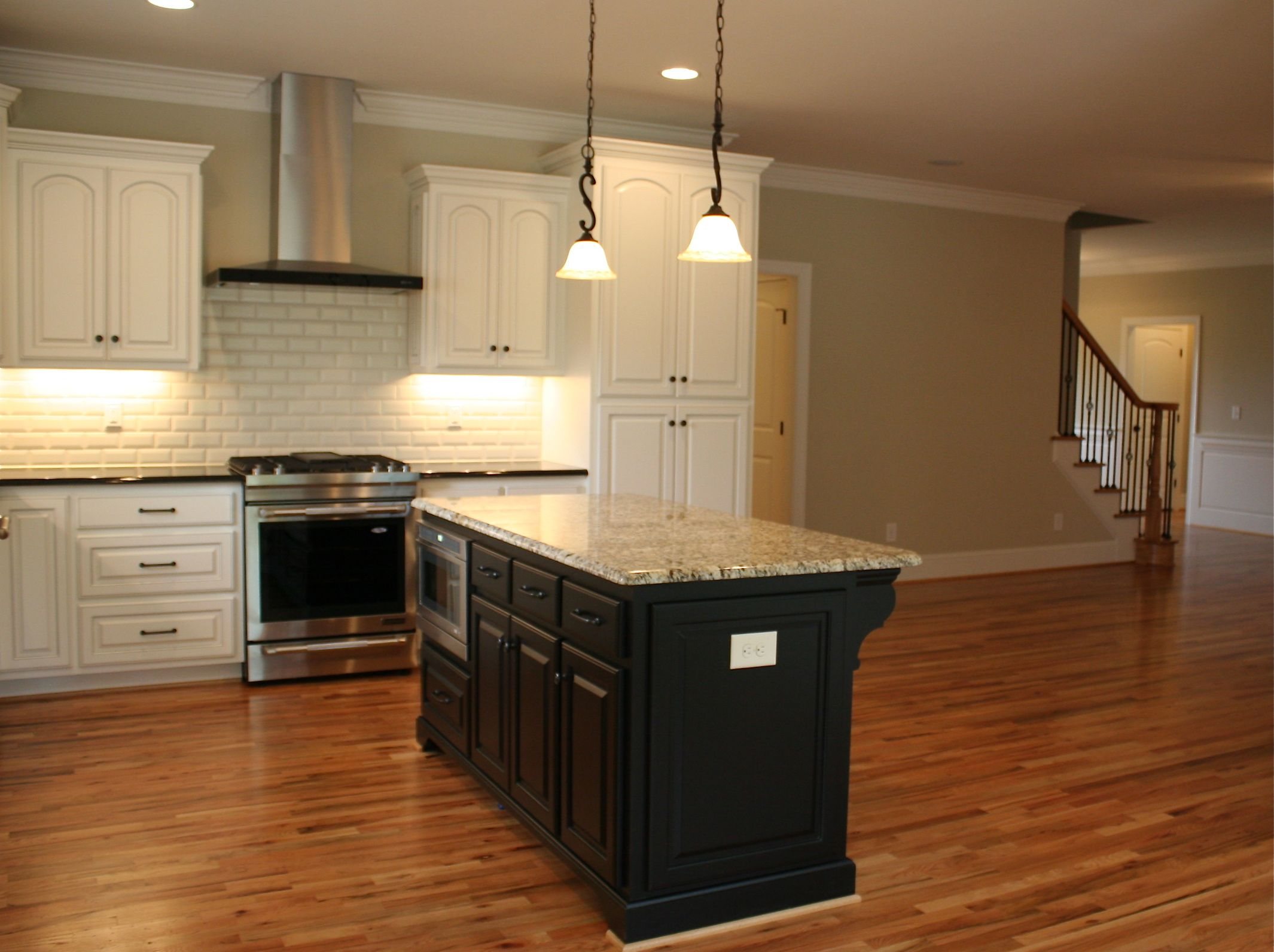 Kitchen featured in The Tranquility Creek By Four Seasons Contractors in Rocky Mount, NC