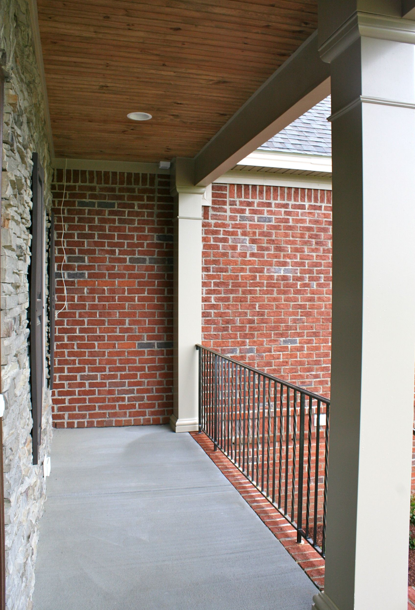 Exterior featured in The Tranquility Creek By Four Seasons Contractors in Rocky Mount, NC