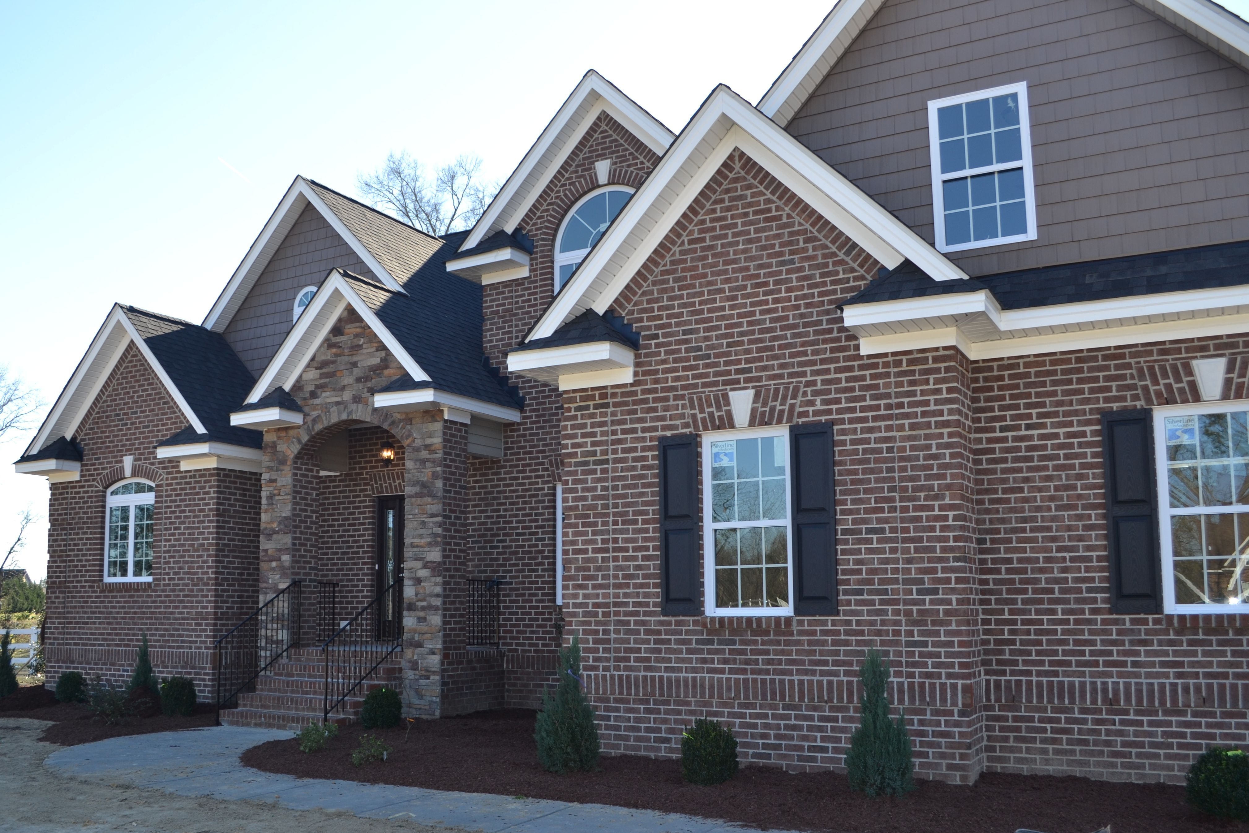 Exterior featured in The Allen By Four Seasons Contractors in Rocky Mount, NC