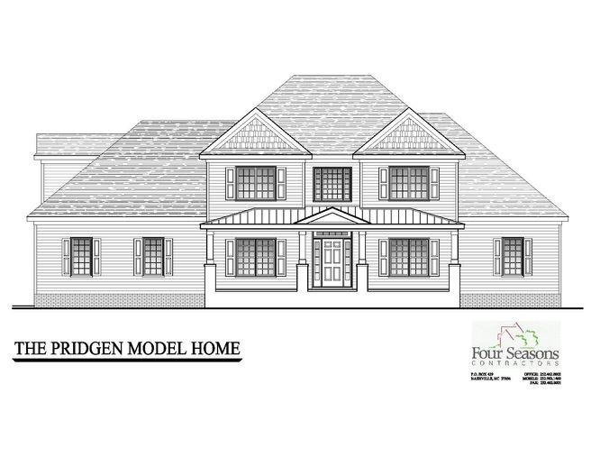 The Pridgen Model Home