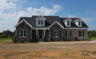 Waterstone by Four Seasons Contractors in Rocky Mount North Carolina