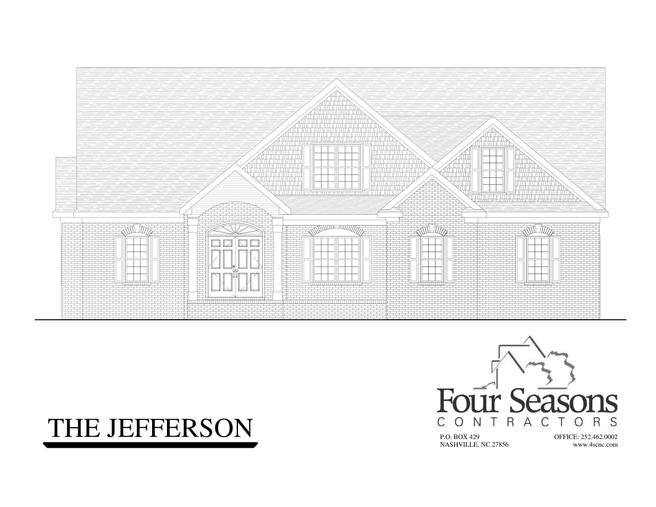The Landing At Cooper Fields In Nashville Nc New Homes By Four Seasons Contractors
