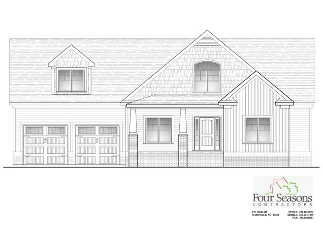 400 Hunters Pointe Road (The Alabaster FE FF)