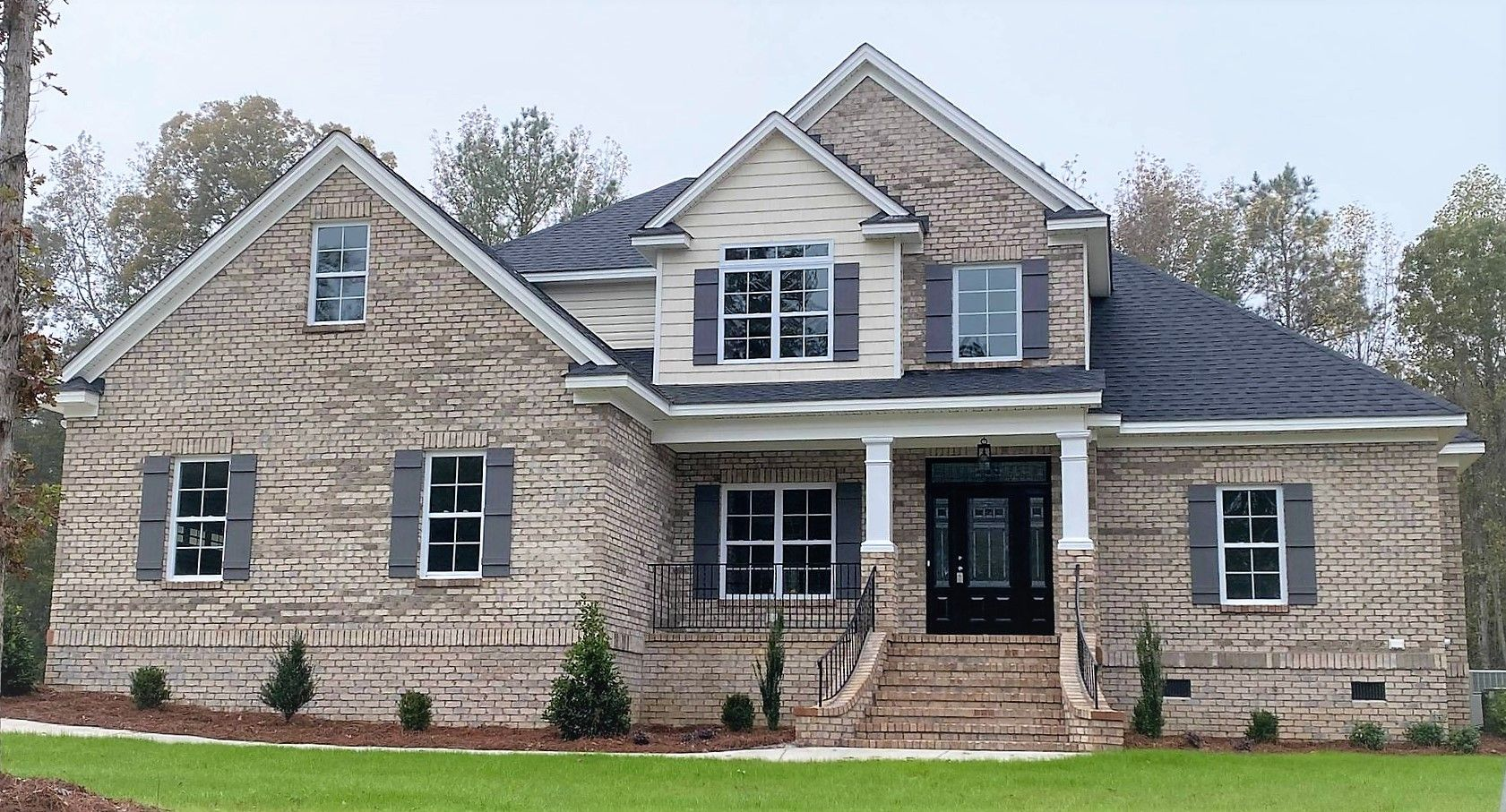 'The Landing at Cooper Fields' by Four Seasons Contractors in Rocky Mount
