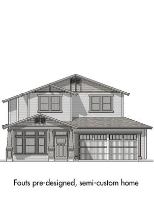 Pre-Designed Semi-Custom 2:Elevation