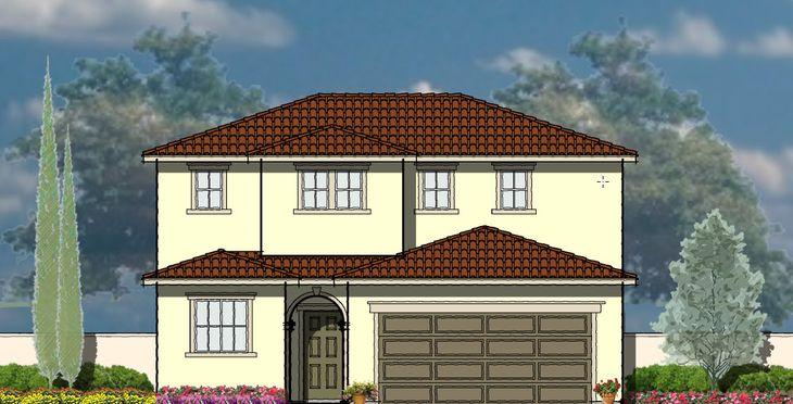 Plan 7 :Residence 7