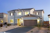 Asher Ranch IV by Frontier Communities in Bakersfield California
