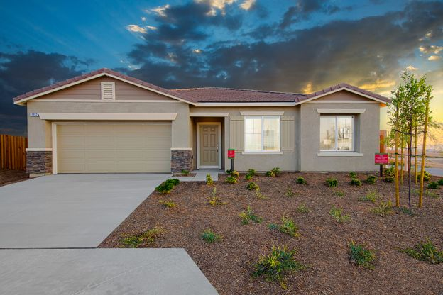 Stone Briar II In Adelanto, CA, New Homes & Floor Plans By
