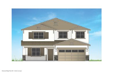 New Construction Homes Plans In Victorville Ca 212