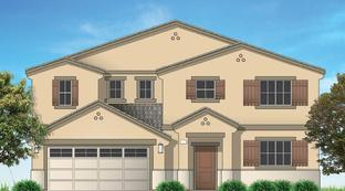 Plan 3 - Diamond Ridge III: Victorville, California - Frontier Communities
