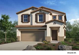 Residence 5 - Alicante: Victorville, California - Frontier Communities