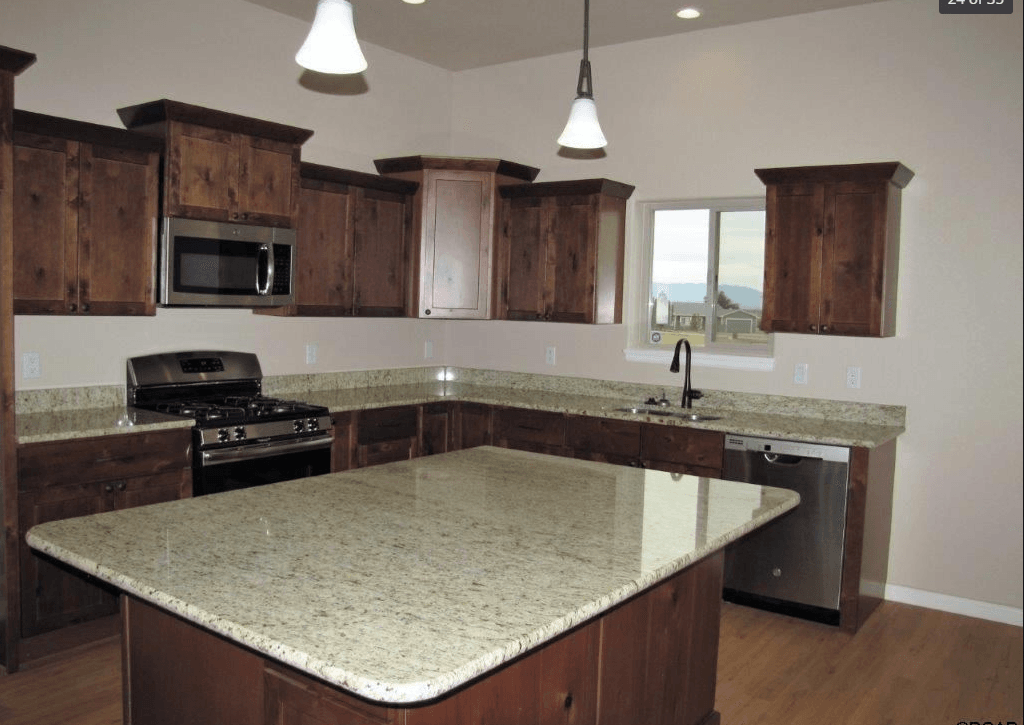 Kitchen featured in the Rosa Linda By Front Range Land, LLC in Pueblo, CO