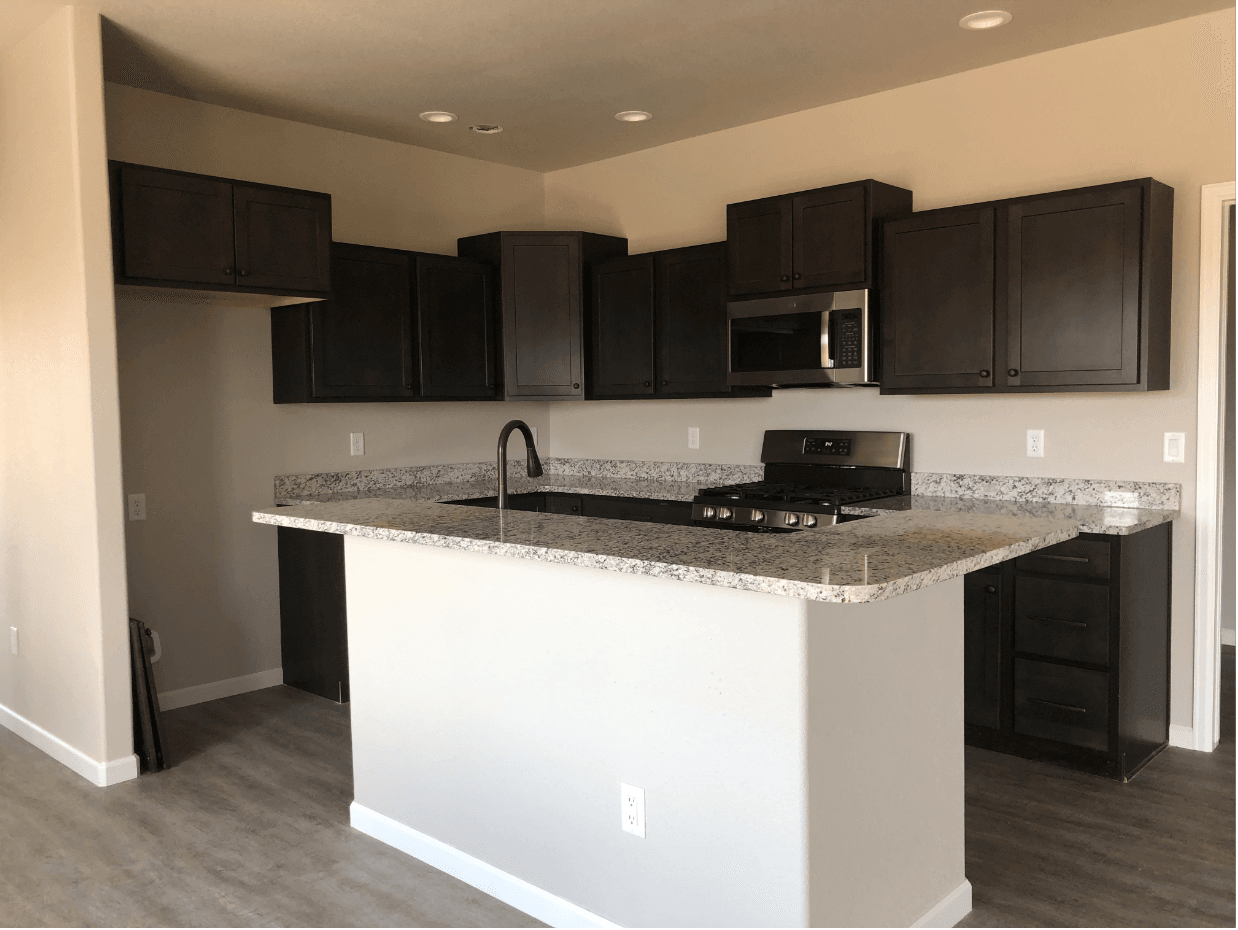 Kitchen featured in the Marwyck By Front Range Land, LLC in Pueblo, CO