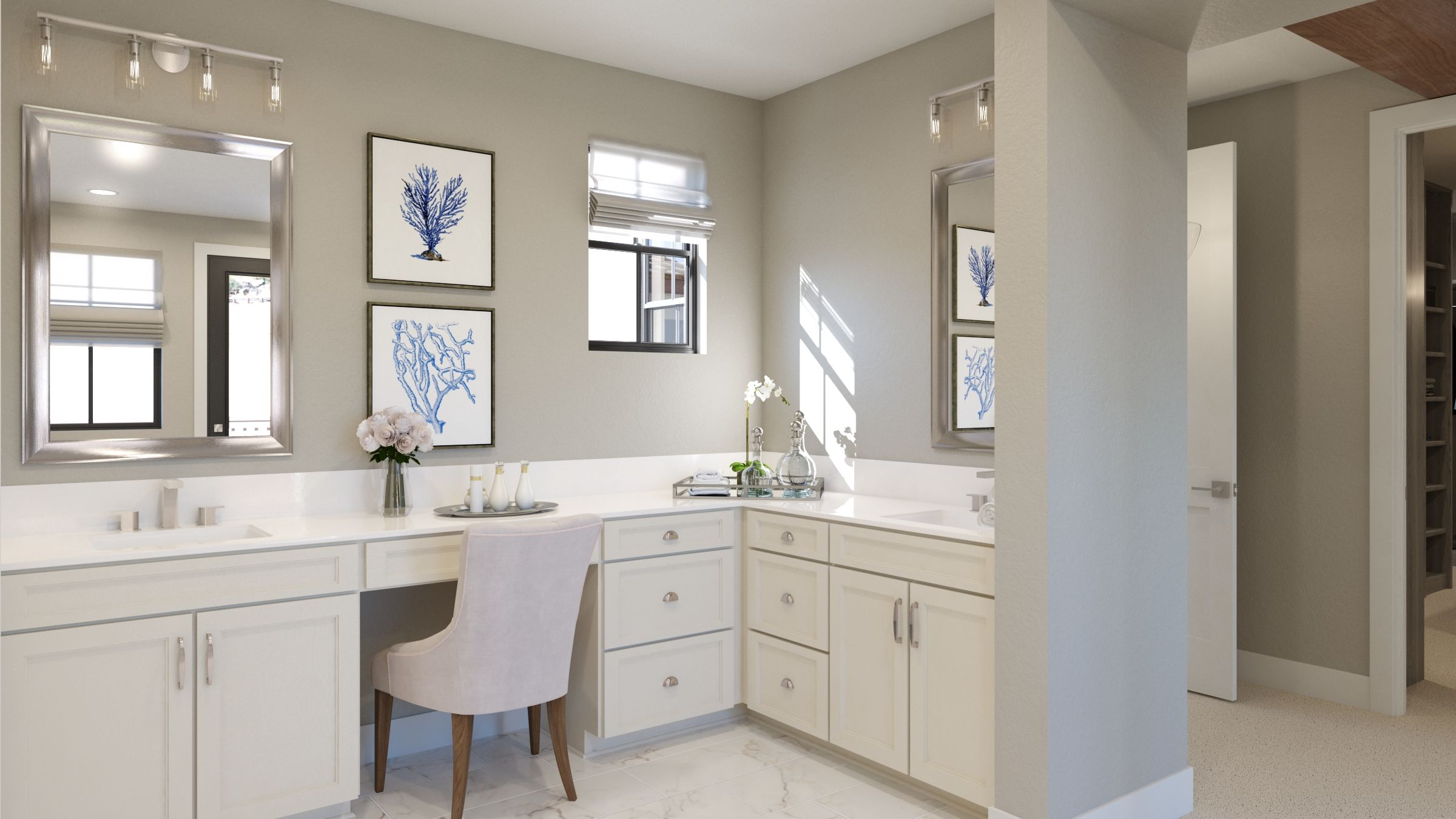 Bathroom featured in the Estate Two By G3 Urban in Los Angeles, CA