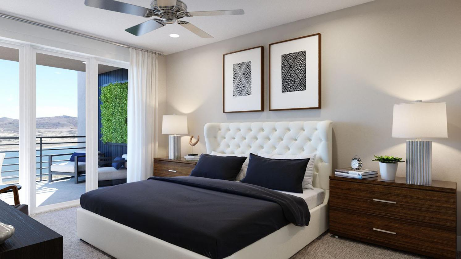 Bedroom featured in the Alta By GCD in Salt Lake City-Ogden, UT