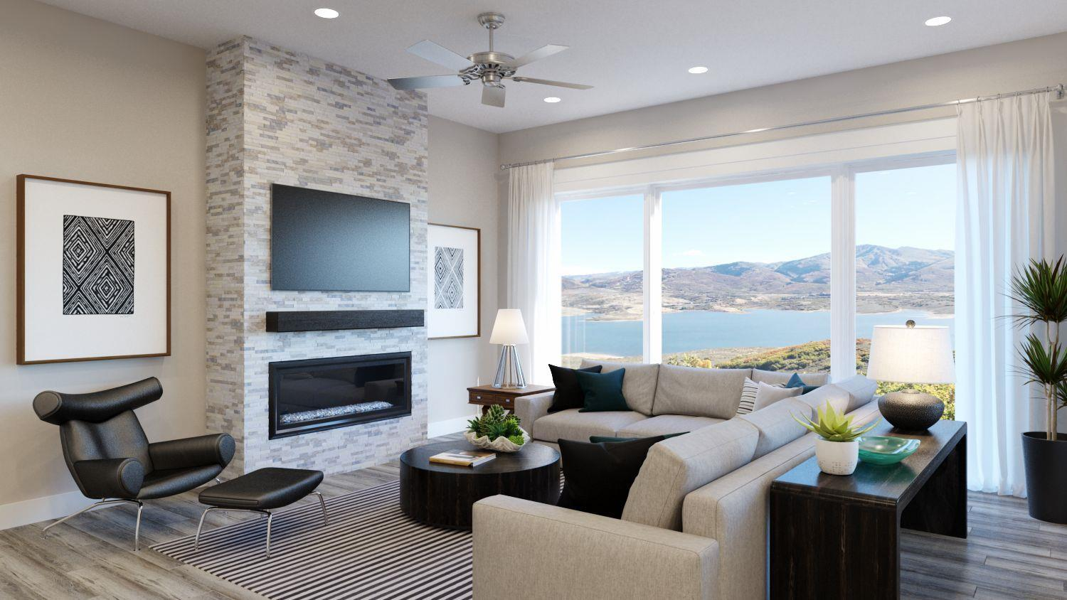 Living Area featured in the Alta By GCD in Salt Lake City-Ogden, UT