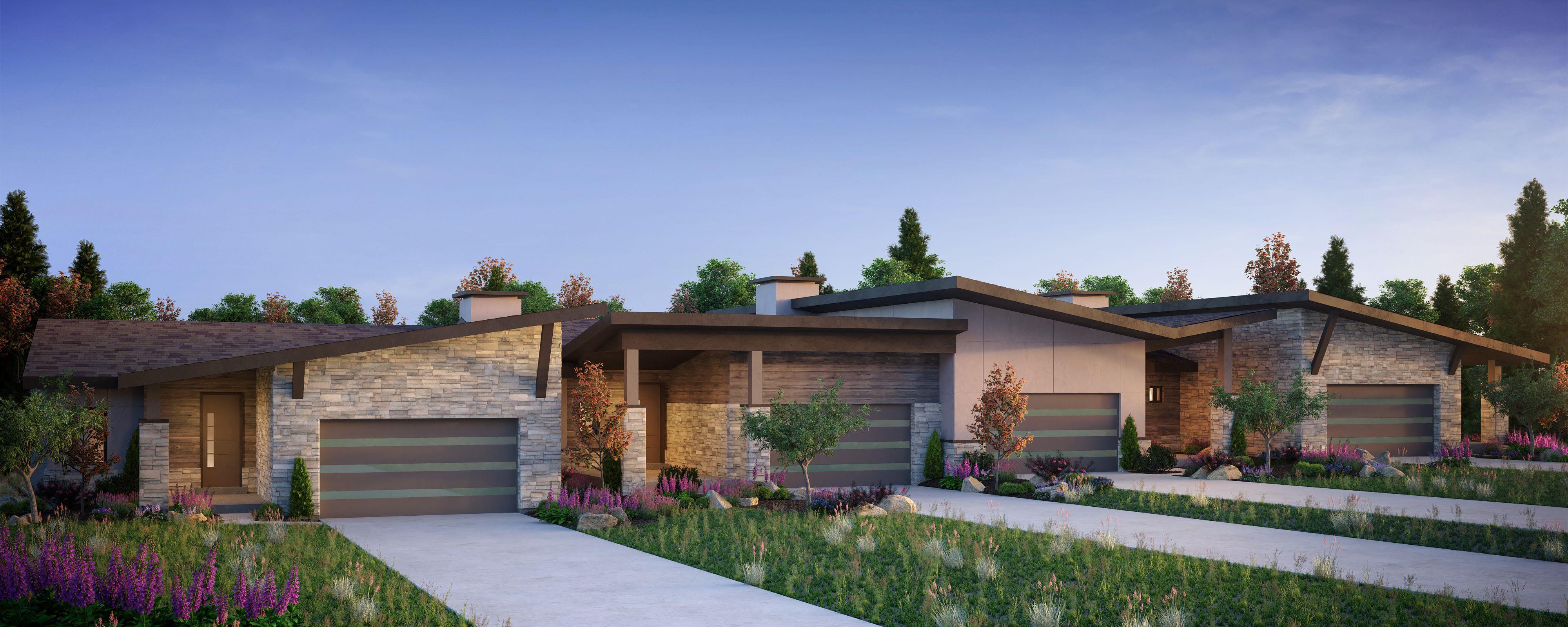 Exterior featured in the Brighton By GCD in Salt Lake City-Ogden, UT