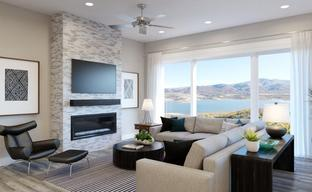 Shoreline Townhomes by GCD in Salt Lake City-Ogden Utah