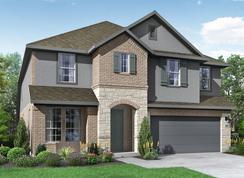 Grant 4231 - Park at Blackhawk: Pflugerville, Texas - GFO Home