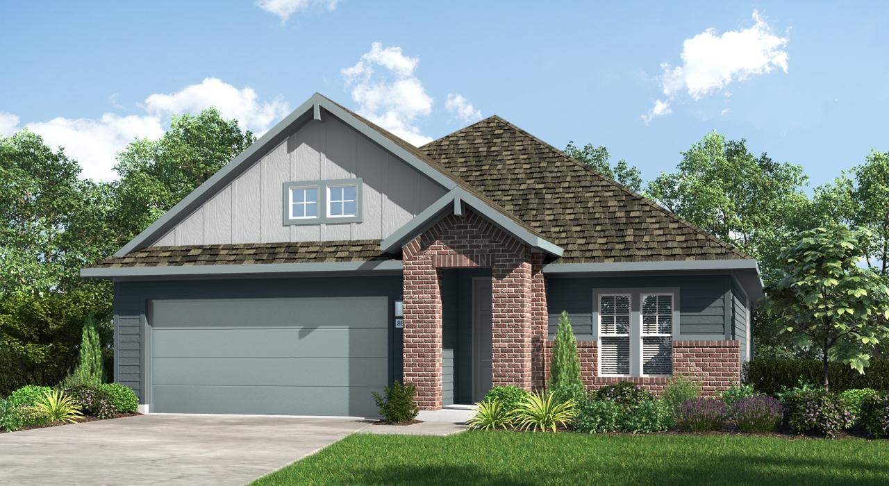 Exterior featured in the Monroe 4120 By GFO Home in Austin, TX