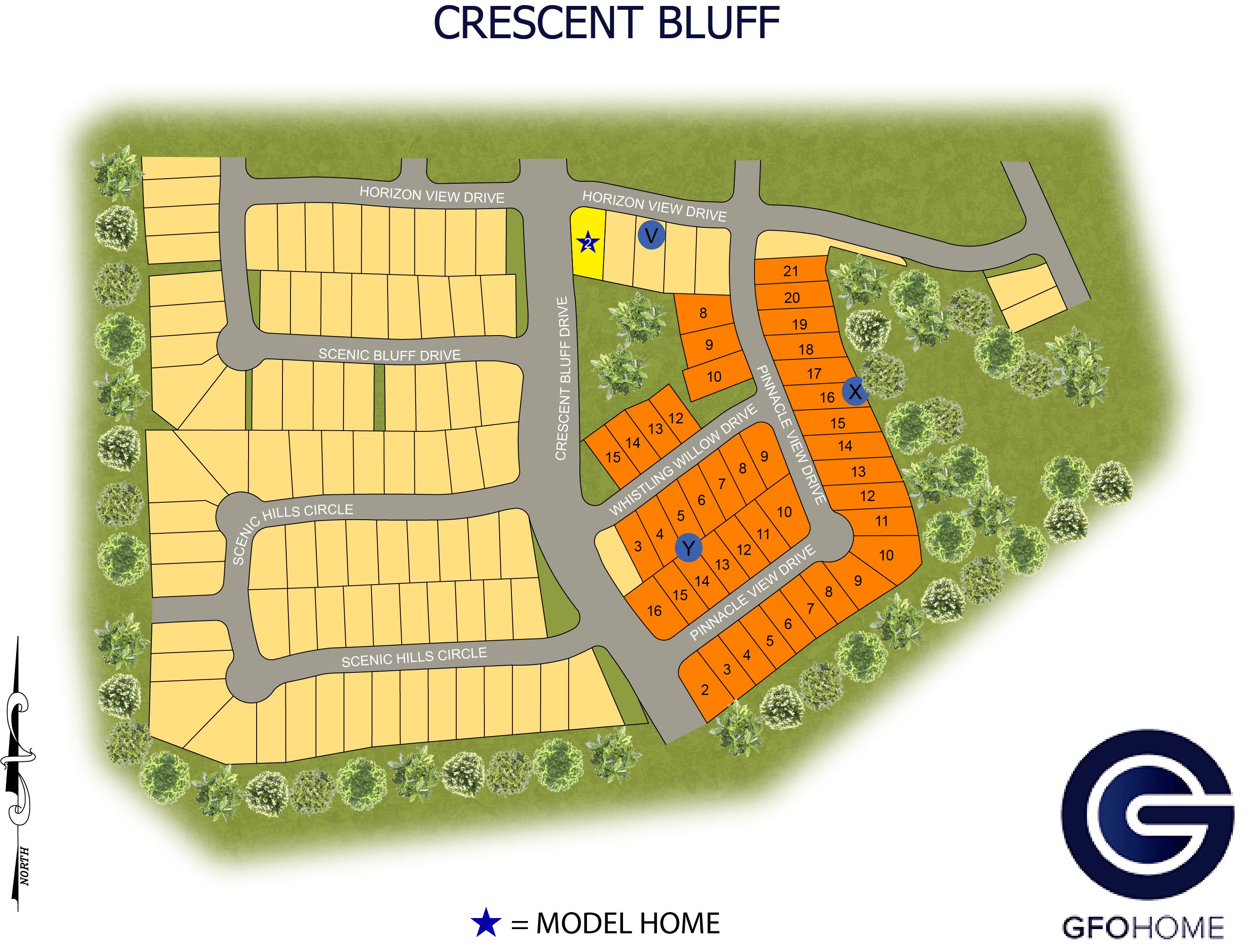 Crescent Bluff