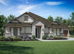 Lincoln 5130 S Side Entry - Lakes of Argyle: Argyle, Texas - GFO Home