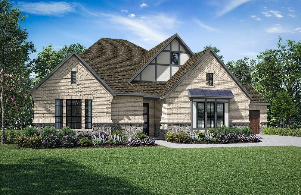 Exterior featured in the Lincoln 5130 S Pinnacle Series By GFO Home in Dallas, TX