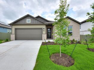 Taylor 4122 - Whisper Valley: Manor, Texas - GFO Home