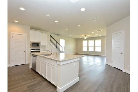 Kitchen-in-Grant 4231-at-Park at Blackhawk-in-Pflugerville