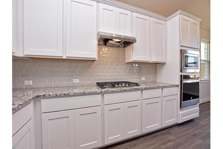 Kitchen-in-Taylor 4122-at-Park at Blackhawk-in-Pflugerville