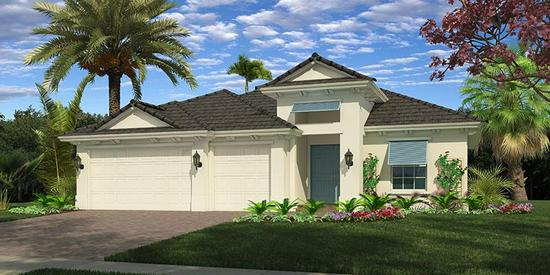 New Construction Homes Plans In Vero