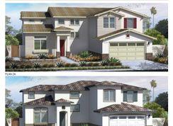 Plan 2 - Hamilton Court Murrieta: Murrieta, California - GJH Development