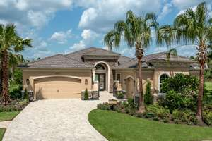 Waterfront New Home Communities in Tampa-St  Petersburg, FL