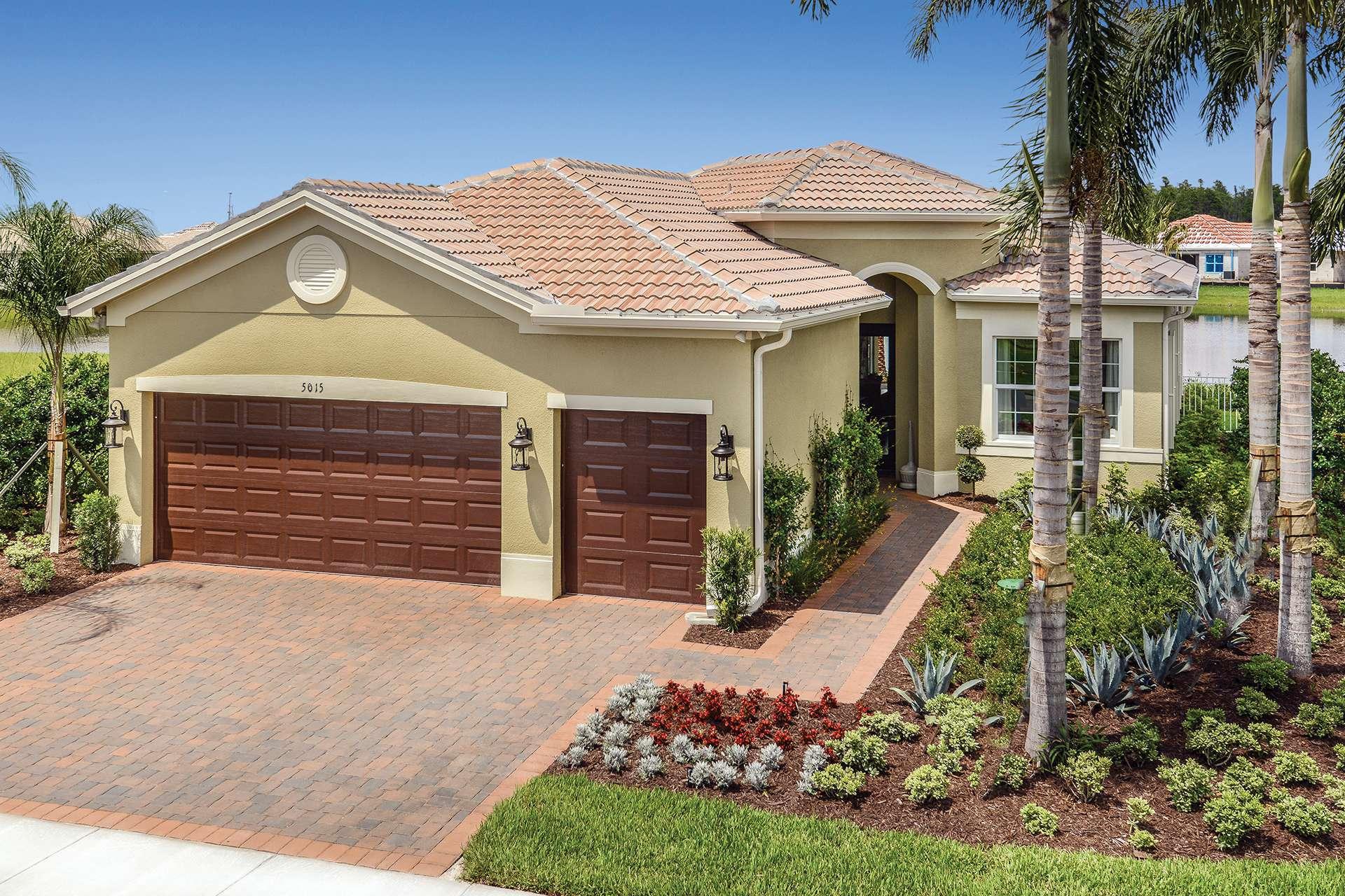 Palazzo   Valencia Lakes: Wimauma, Florida   GL Homes