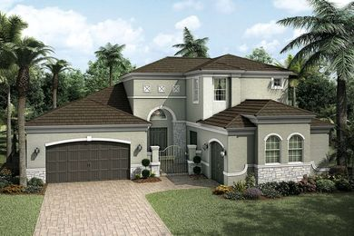 New Luxury Homes In Wesley Chapel Fl 1262 Homes Newhomesource