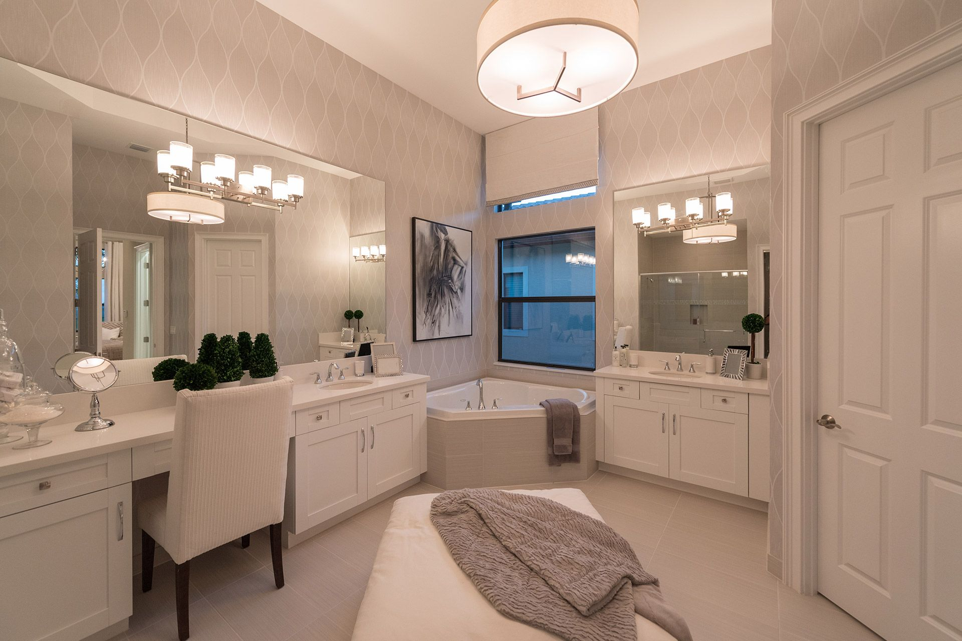 Bathroom featured in the Charleston Grande By GL Homes in Palm Beach County, FL